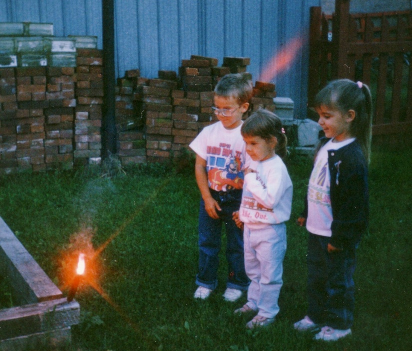 My earliest St-Jean photo...mini