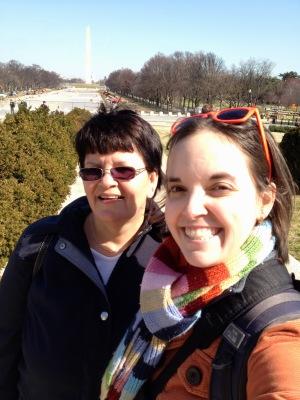 Fun day in DC