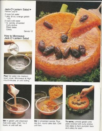 pumpkin salad 1981