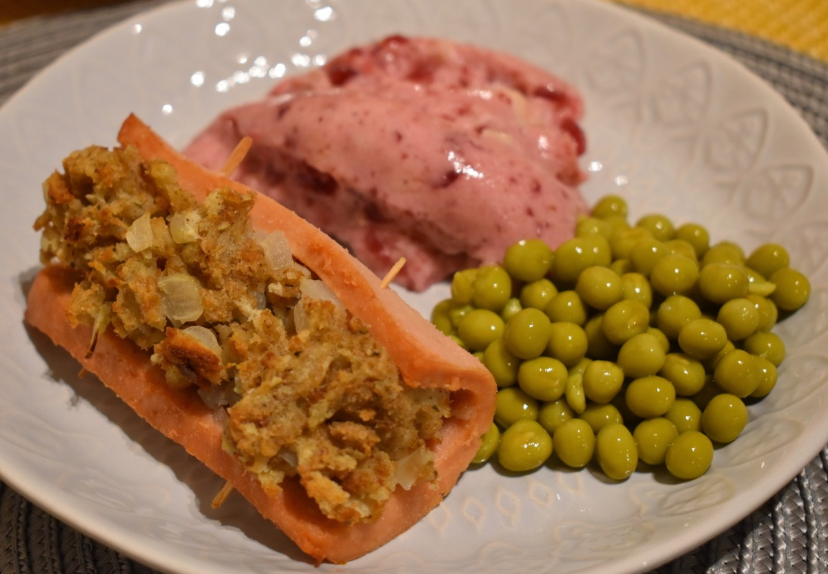 Retro Cooking: A Very Retro Thanksgiving Meal