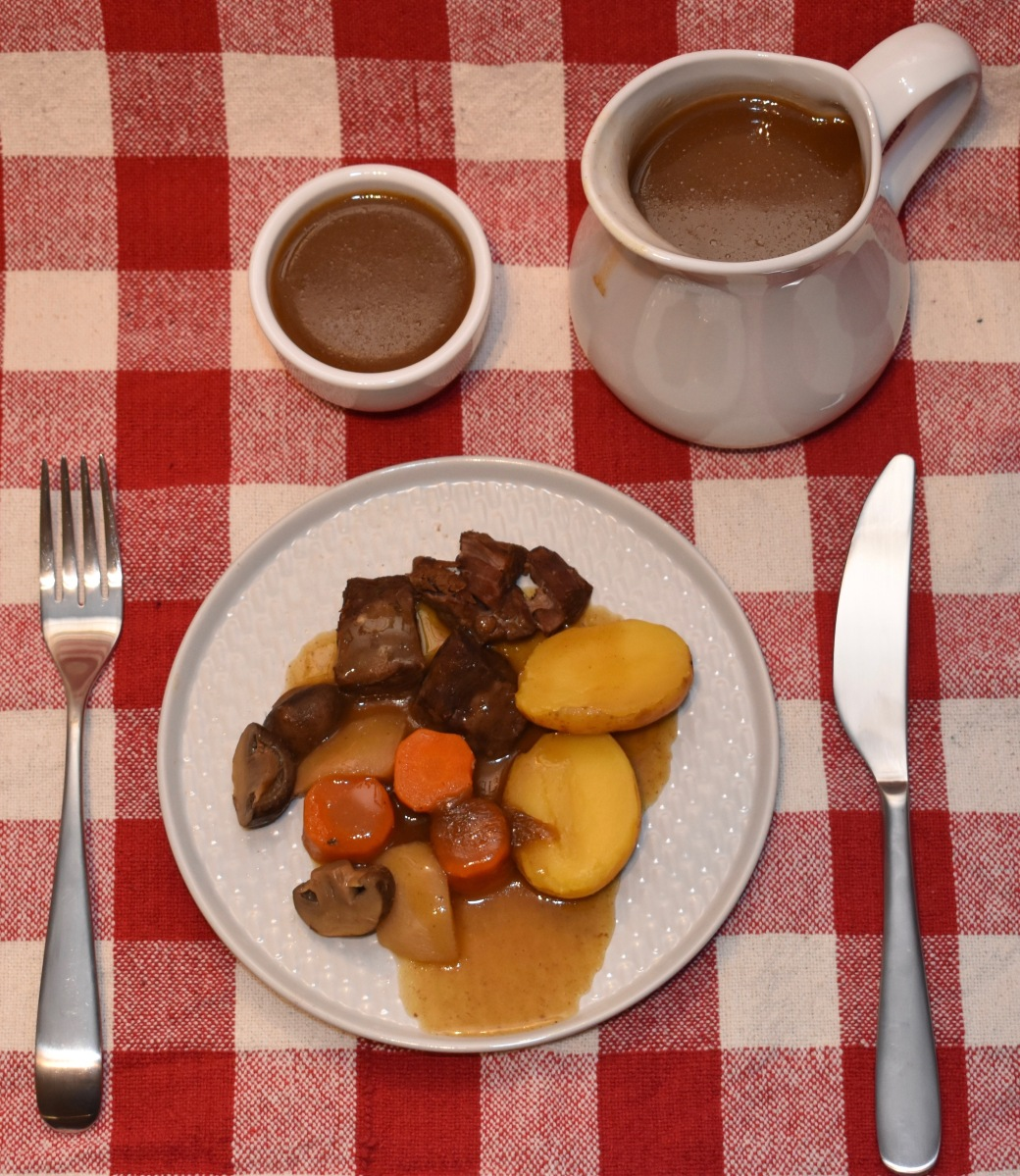 The Bottom Round Roast - Revisited for the Instant Pot