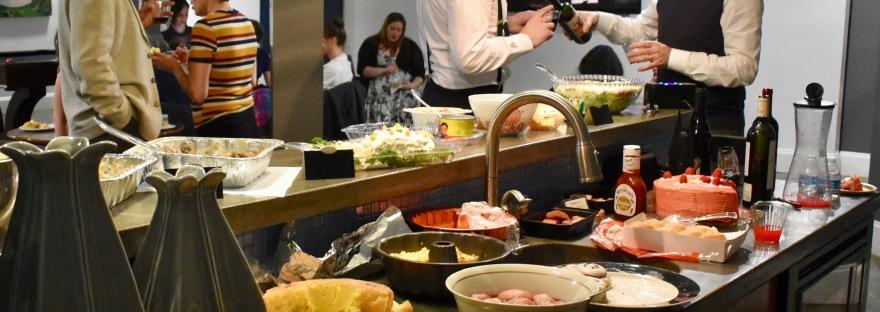 Retro Cooking: A Retro Dinner Party – The Hungry Quebbie