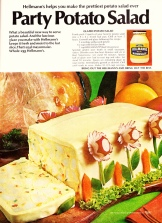 potato salad loaf