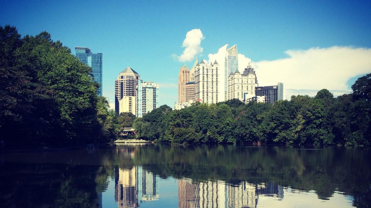 Farewell Atlanta!